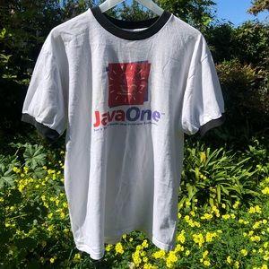 Vintage Java One Ringer T-Shirt